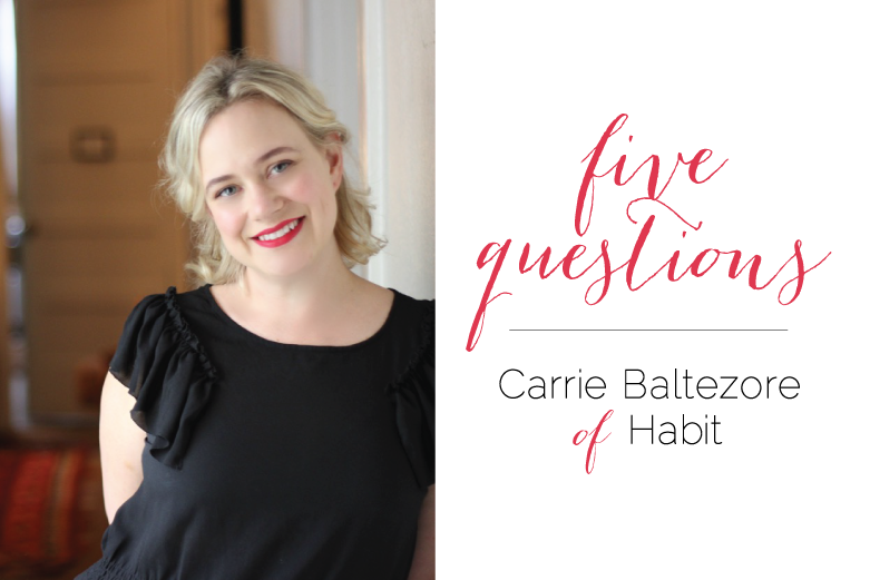 NBD_5Questions_CarrieBaltezore